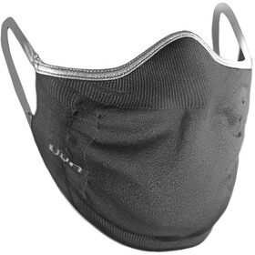 UYN Community Plus Mask, black/pearl grey